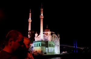 Ortaköy – by night –