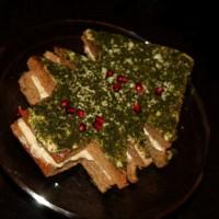 Ayca'nın yilbasi pastasi /sugar free/ :) Pekmezle yapıldı:MASUM pasta