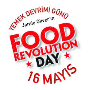 Jamie Oliver'ın 16 Mayıs Yemek Devrimi Gününe Katılın