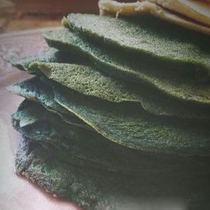 Glutensiz Pancake